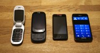 telefony, modele komórek